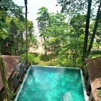 Photo taken at Baan Krating Khao Lak Resort Phang Nga by Brad F. on 5/23/2014