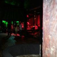 Photo taken at Goa Lounge by Deya M. on 12/23/2012