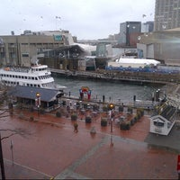Photo taken at Boston Marriott Long Wharf by Doug M. on 4/12/2013