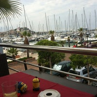 Photo taken at Trattoria Isla Tortuga by Sus B. on 8/17/2013