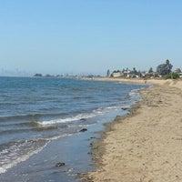 Photo taken at Robert W. Crown Memorial State Beach by John D. on 10/3/2012