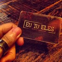 Photo taken at Eu, Tu, Eles by Fernando P. on 5/6/2013