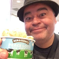 Photo taken at Ben & Jerry's by Lance B. on 1/6/2014