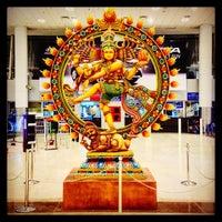 Photo taken at Runway-Chennai Airport by Simran W. on 9/1/2015