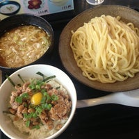 Photo taken at 三ツ矢堂製麺 下北沢店 by 武蔵小杉最強伝説 on 5/16/2013