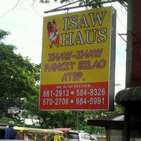 Photo taken at Isaw Haus by Anthony d. on 1/12/2013