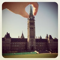Photo taken at Parliament Hill by Jesse W. on 5/4/2013