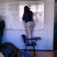 Photo taken at Facultad de Ingeniería - Universidad de Valparaíso by Sebastián B. on 10/9/2013