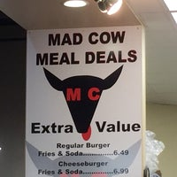 Photo taken at Mad Cow by Dan W. on 8/10/2015