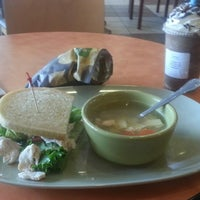 Photo taken at Panera Bread by Dan W. on 10/21/2013