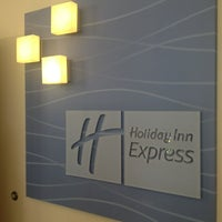Photo taken at Hotel Cass - Holiday Inn Express by Alejandro A. on 6/30/2013