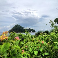 Photo taken at Bellarocca Island Resort and Spa by Danilo V. on 6/22/2013