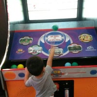 Photo taken at Peter Piper Pizza HEB Matamoros by Iván G. on 5/16/2014
