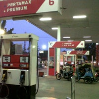 Photo taken at SPBU Pertamina 14.201.1148 by ed on 8/2/2015
