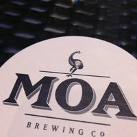 Photo taken at MOA New Zealand Bar & Grill by Eilene on 1/16/2013