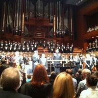 Photo taken at Morton H. Meyerson Symphony Center by Christopher on 5/25/2013