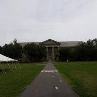Photo taken at Goldwin Smith Hall by Kusnadi S. on 8/19/2012