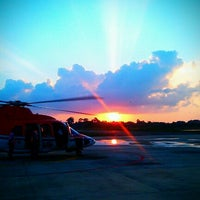 Photo taken at Chevron Hangar by @pu_daralome i. on 9/19/2012