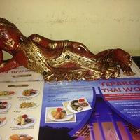 Photo taken at Teparos Thai Wok by Dennis J. on 3/1/2014