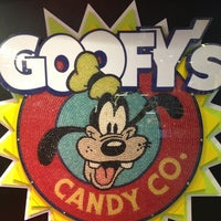 Photo taken at Goofy's Candy Company by Missy M. on 3/31/2013