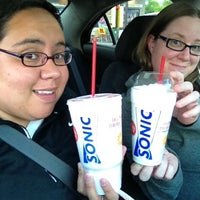 Photo taken at SONIC Drive In by Clarissa on 6/1/2013