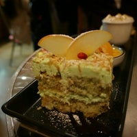 Photo taken at Eggless Dessert Cafe by Wanlyn D. on 5/20/2016