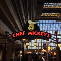 Photo taken at Chef Mickey's by Matt M. on 7/17/2013