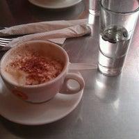Photo taken at Caffe Pompei by John B. on 6/9/2013