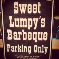 Photo taken at Sweet Lumpy's BBQ by Eric S. on 9/22/2013