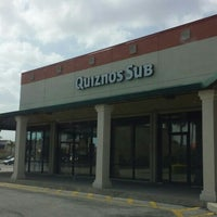 Photo taken at Quiznos by Euridice C. on 5/10/2015