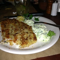 Photo taken at Ted's Montana Grill by Sandra F. on 11/17/2012