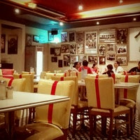 Photo taken at TRS Diner by Fariz A. on 2/1/2013