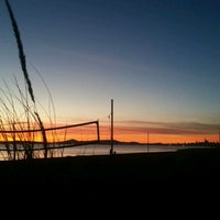 Photo taken at Robert W. Crown Memorial State Beach by Doug S. on 12/3/2016