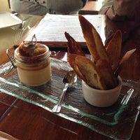 Photo taken at Skool Restaurant by Frankie A. on 4/7/2013