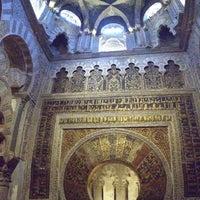 Photo taken at Mezquita-Catedral de Córdoba by Igor E. on 5/1/2013