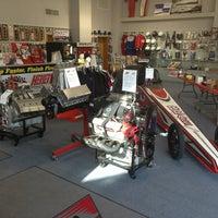 Photo taken at Doug Herbert Racing by Doug H. on 12/2/2013