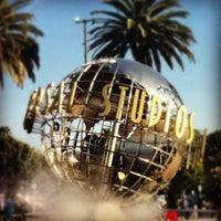 Photo taken at Universal Studios Hollywood by Daniel B. on 5/1/2013