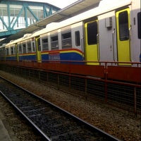 Photo taken at Stasiun Medan by Donie L. on 1/19/2013