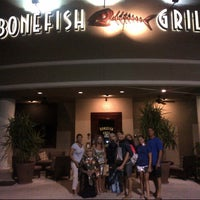 Photo taken at Bonefish Grill by Steven Z. on 6/29/2015