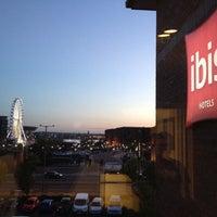 Photo taken at Ibis Hotel Liverpool Centre by Navarat Tomi L. on 5/13/2015