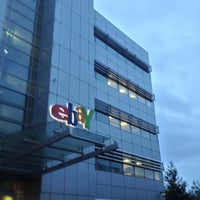 Photo taken at eBay by X X. on 10/8/2012