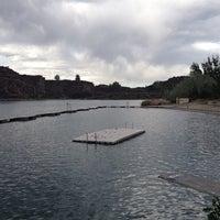 Photo taken at Dierkes Lake by Jason C. on 5/22/2013