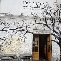 Photo taken at Restaurante Baobab by Lucía M. on 12/19/2012