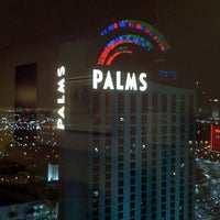 Photo taken at Palms Casino Resort by Paul on 1/11/2013