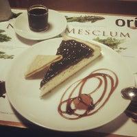 Photo taken at Origens Restaurant by Dmitry A. on 9/29/2012