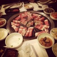 Photo taken at Aria Korean BBQ by Christopher K. on 8/7/2013