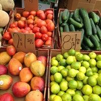 Photo taken at Haymarket Square Farmer's Market by Shotaro Y. on 7/13/2013