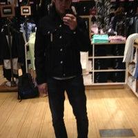 Photo taken at Levi's Store by Nikita C. on 5/1/2013
