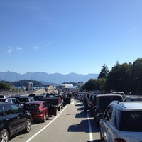Photo taken at Langdale Ferry Terminal by Spencer M. on 9/16/2012