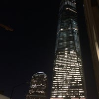 Photo taken at World Trade Center Construction Security by Bill B. on 2/17/2015
